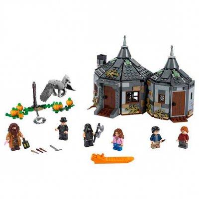 LEGO (R) Hagrid's Hut: Buckbeak's Rescue: 75947