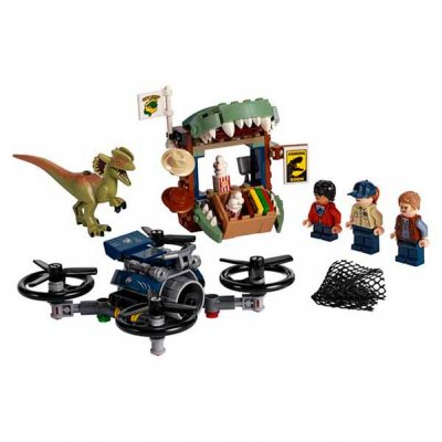 LEGO (R) Dilophosaurus On The Loose: 75934 Dilophosaurus on the Loose
