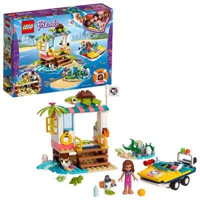LEGO (R) Turtles Rescue Mission: 41376 Turtles Rescue Mission