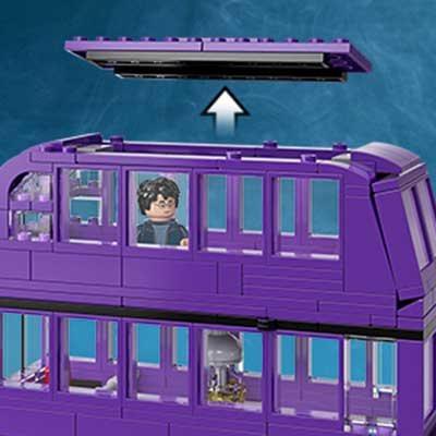 LEGO (R) The Knight Bus: 75957