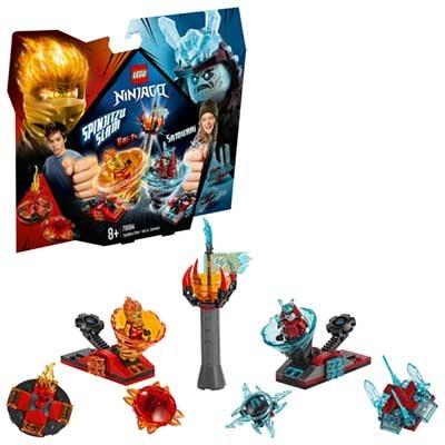LEGO (R) Spinjitzu Slam - Kai Vs. Samurai: 70684