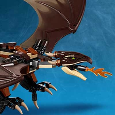 LEGO (R) Hungarian Horntail Triwizard Challenge: 75946 Hungarian Horntail Triwizard Challenge