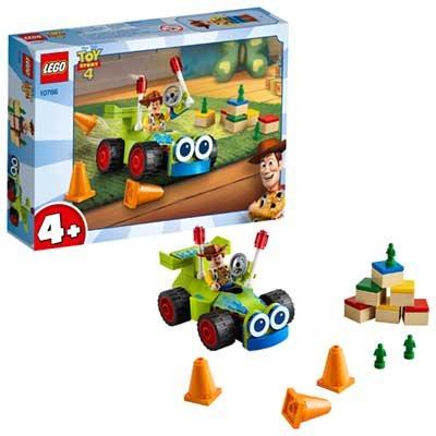 LEGO (R) Woody & Rc: 10766 Woody & RC set