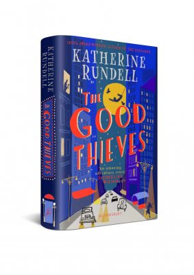 The Good Thieves: Exclusive Edition (Hardback)