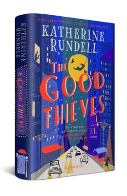 The Good Thieves (Hardback)
