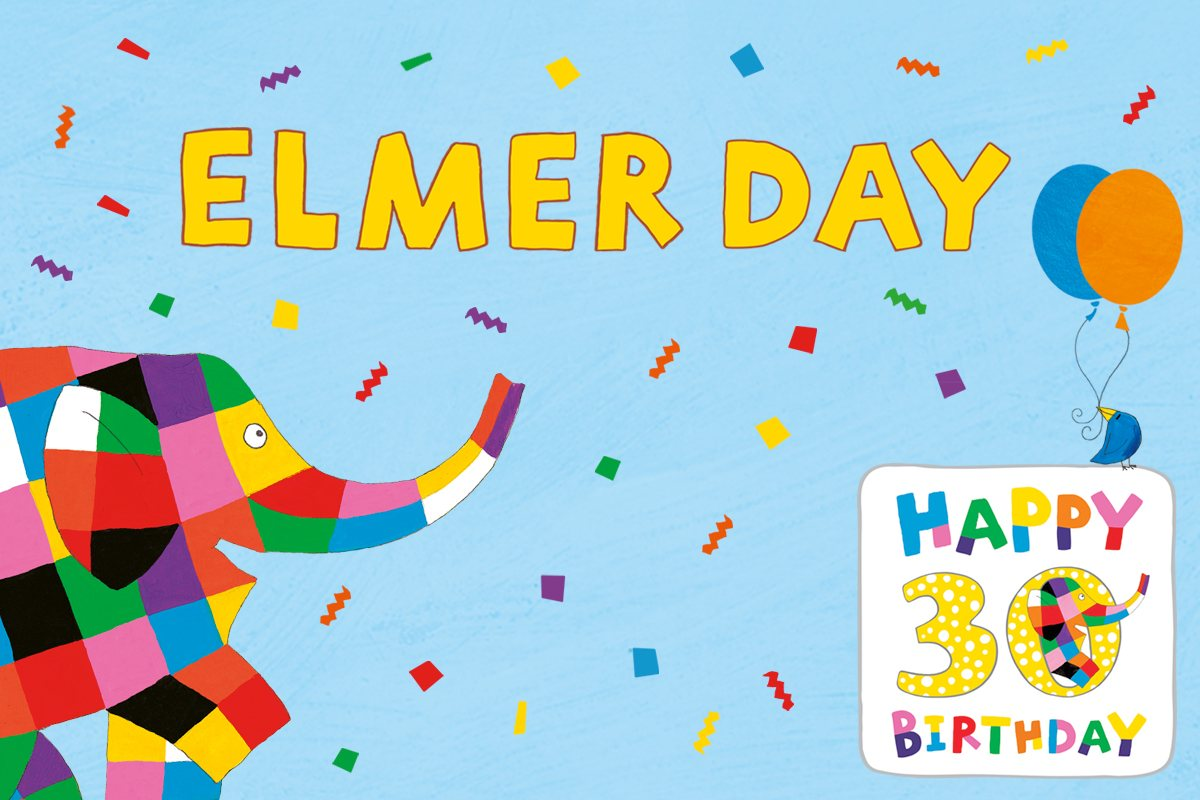 elmer day events