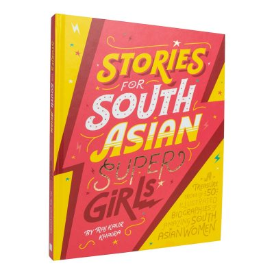 Stories for South Asian Supergirls (Hardback)