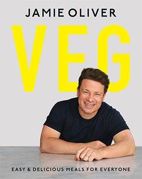 Jamie Oliver Veg Prize Draw