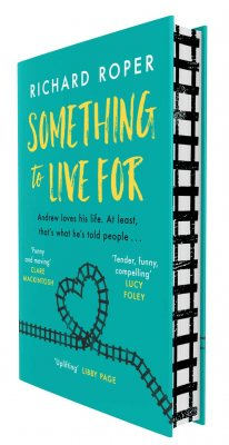 Something to Live For: Signed Edition (Hardback)