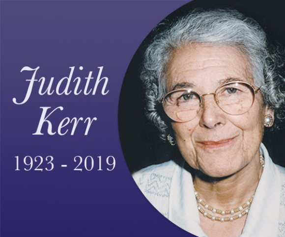 Judith Kerr 1923 - 2019