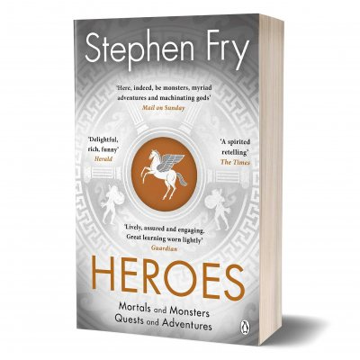 Heroes: Mortals and Monsters, Quests and Adventures - Stephen Fry's Greek Myths (Paperback)
