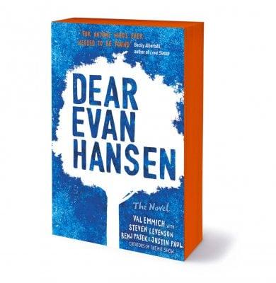 Dear Evan Hansen: Exclusive Edition with Sprayed Edges (Paperback)