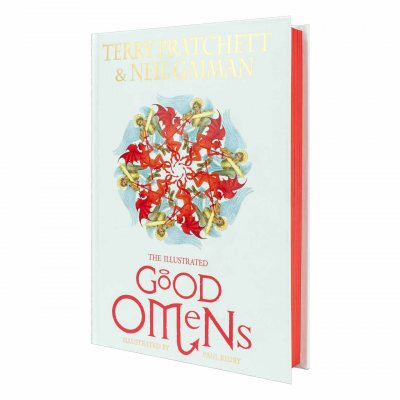 The Illustrated Good Omens: Signed Limited Special Edition with Slipcase (Hardback)