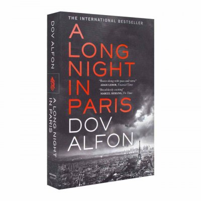 A Long Night in Paris (Paperback)