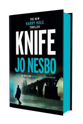Knife: (Harry Hole 12) - Harry Hole (Hardback)