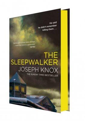 The Sleepwalker: Signed Edition - Aidan Waits (Hardback)