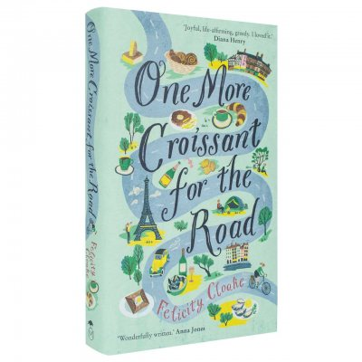 One More Croissant for the Road (Hardback)