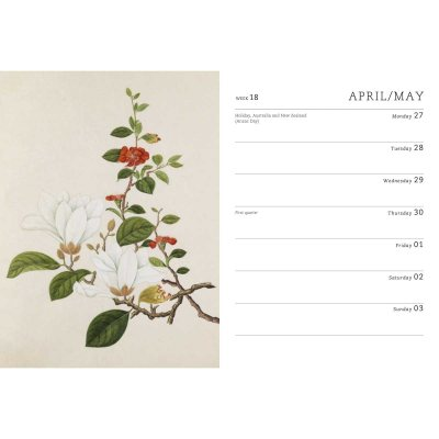 Royal Horticultural Society Desk Diary 2020 (Diary)