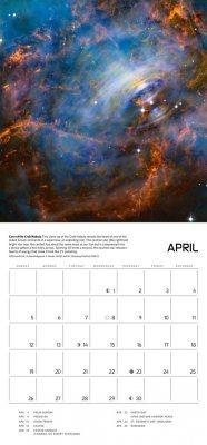 2020 Space Hubble Mini Wall Calendar (Calendar)