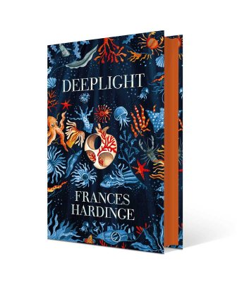 Deeplight: Signed First Edition (Hardback)