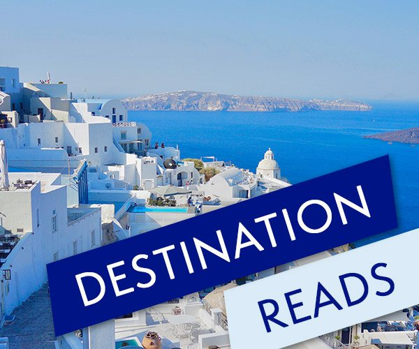 The Best Holiday Read to Take to the Greek Island