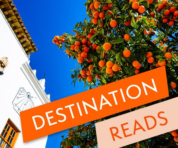 The Best Holiday Reads to Take to Spain