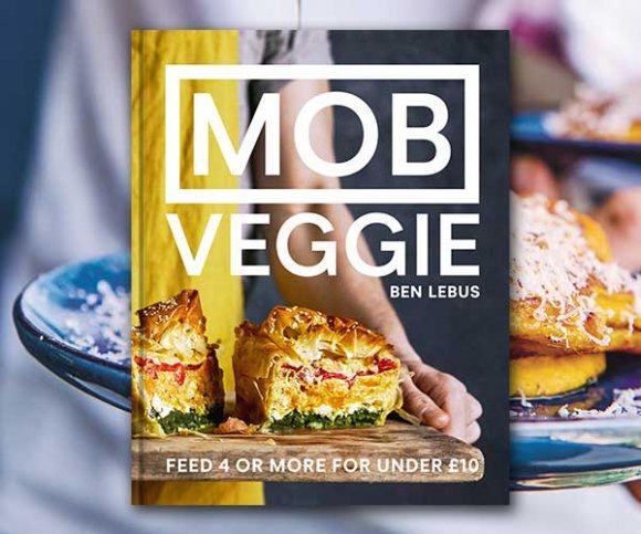Delicious Dosas from MOB Veggie