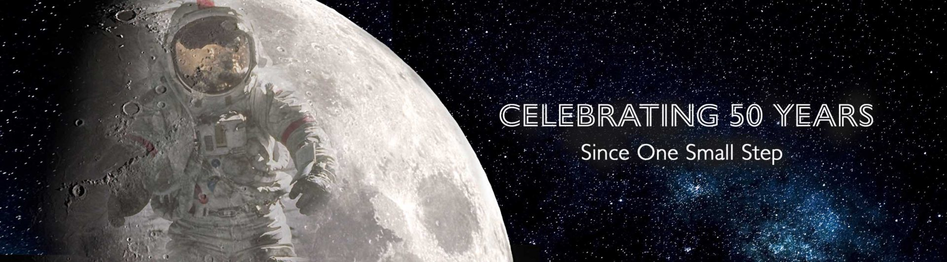 Celebrating 50 Years Since One Small Step