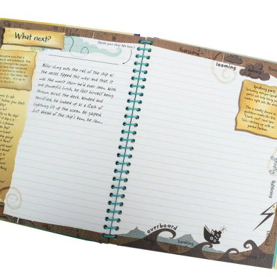 Write Your Own Story Book - Write Your Own (Spiral bound)