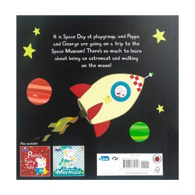 Peppa Pig: Peppa in Space - Peppa Pig (Paperback)