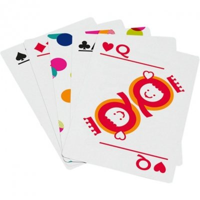 Bright Playing Cards