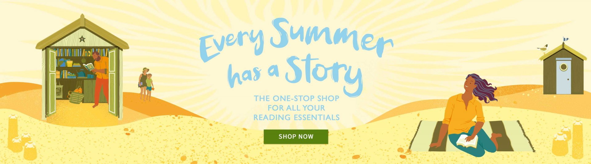 Buy books, stationery and gifts, online and in store | Waterstones