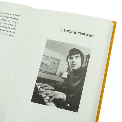 The Wichita Lineman: Searching in the Sun for the World's Greatest Unfinished Song (Hardback)