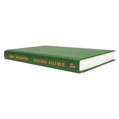 Going Home: A Walk Through Fifty Years of Occupation (Hardback)
