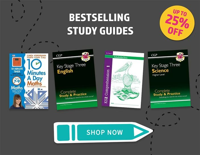 Our Bestselling Study Guides