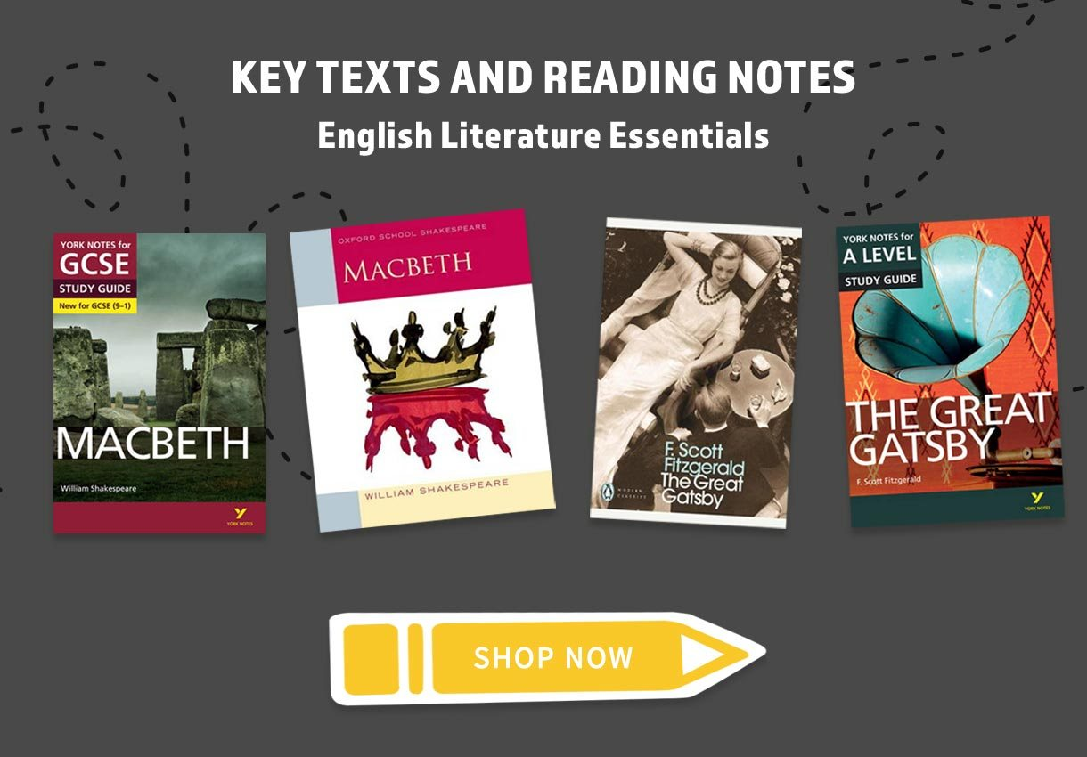 Our Bestselling Set Texts
