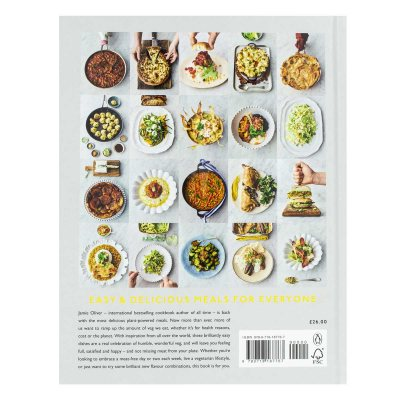 Veg: Easy & Delicious Meals for Everyone as seen on Channel 4's Meat-Free Meals (Hardback)