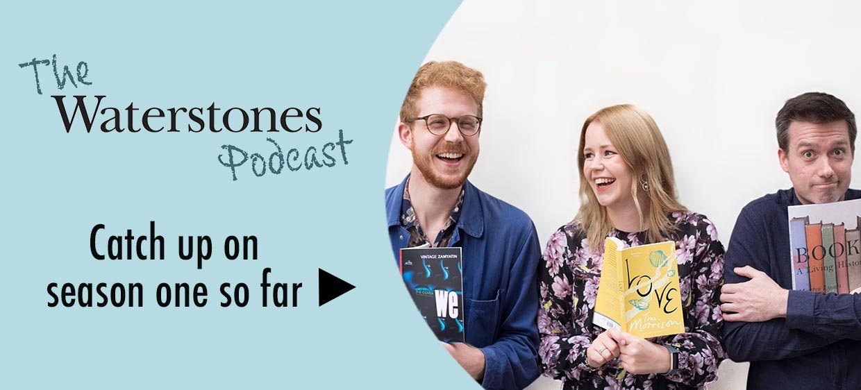 Waterstones Podcast Season One