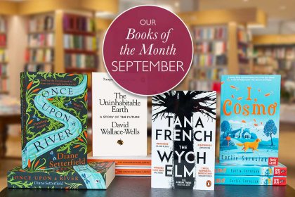 Books of the Month | Waterstones