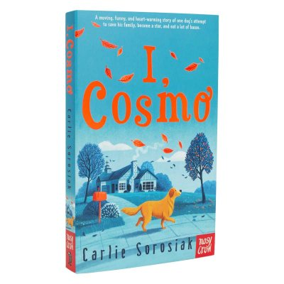 I, Cosmo: Signed Edition (Paperback)