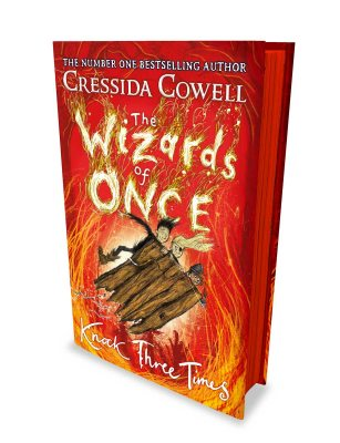 The Wizards of Once: Knock Three Times: Book 3 - Signed Exclusive Edition - The Wizards of Once (Hardback)