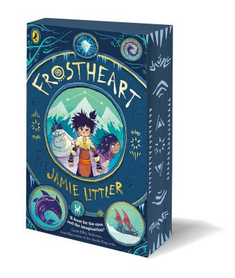 Frostheart (Paperback)