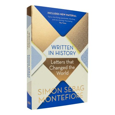 Written in History: Letters that Changed the World - Exclusively Designed for Waterstones (Paperback)