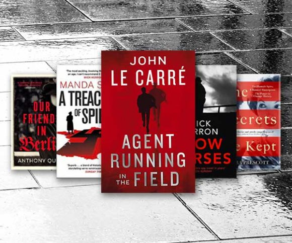 In Celebration of le Carré: A Selection of Great Espionage Novels