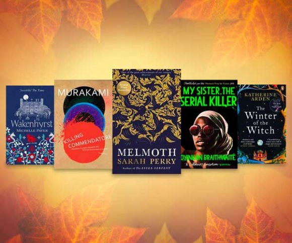 The Best Paperback Fiction This Autumn