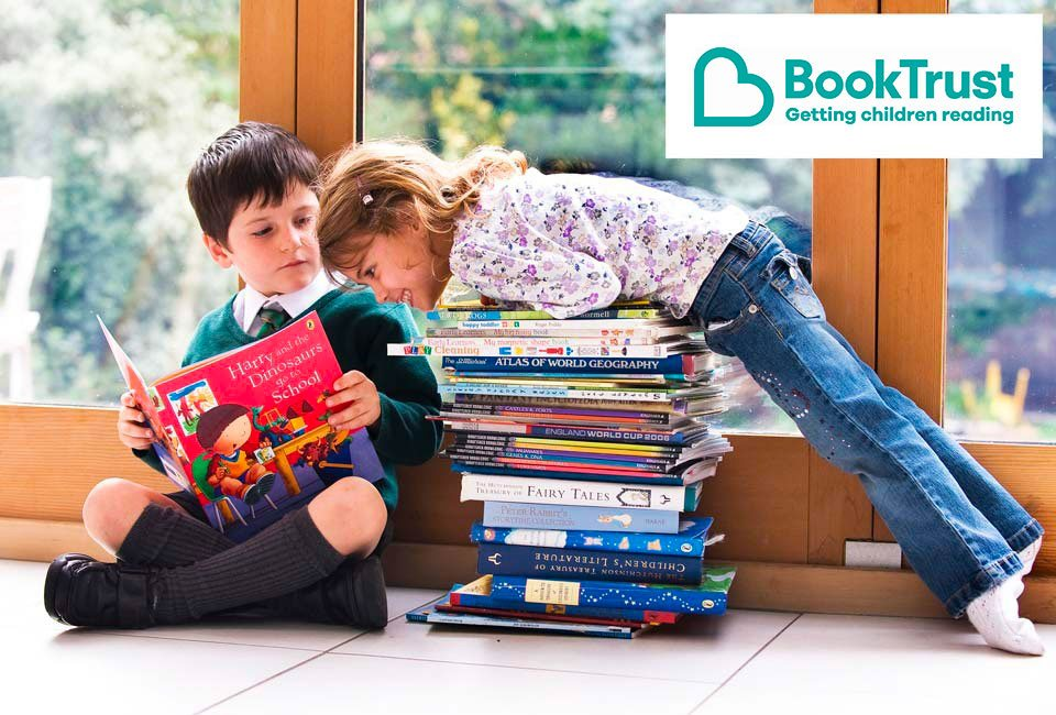 Book Trust - Inspire a Love of Reading