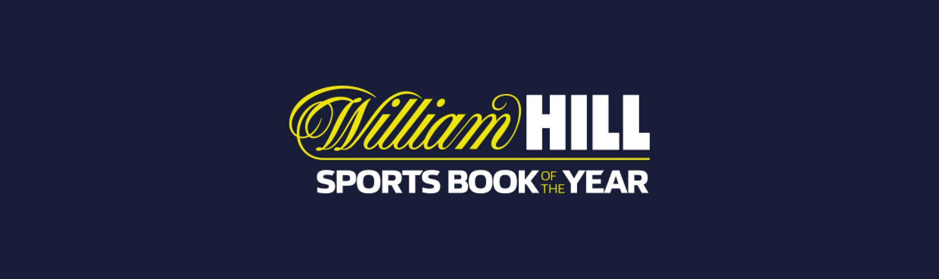 William Hill Sports Book Of The Year