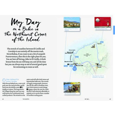 Fuerteventura Marco Polo Travel Guide - with pull out map - Marco Polo Spiral Travel Guides (Spiral bound)