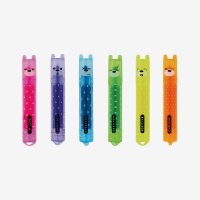 Mini Highlighters (Pack Of 6)