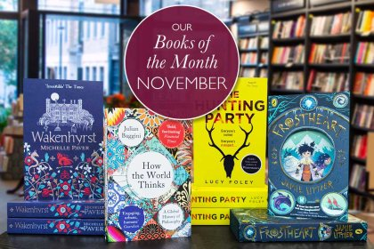 Our November Books of the Month